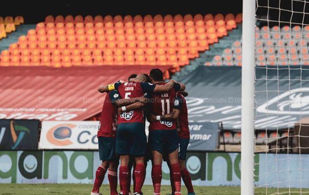 Canterano de Independiente Medellín cerca de firmar con Inter de Porto Alegre
