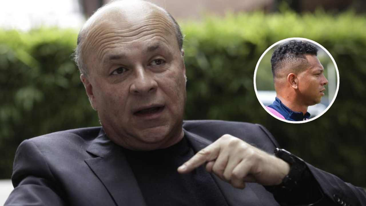 Carlos Antonio Vélez y su dura arremetida contra Fredy Guarín y quienes lo respaldaron