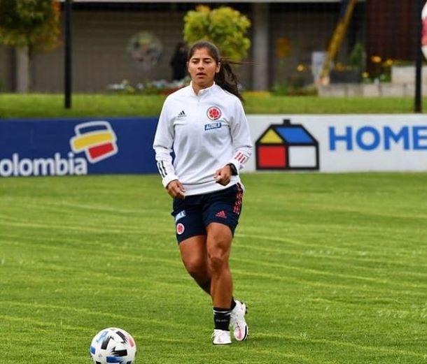 Catalina Usme Aún queda mucho por darle al fútbol femenino