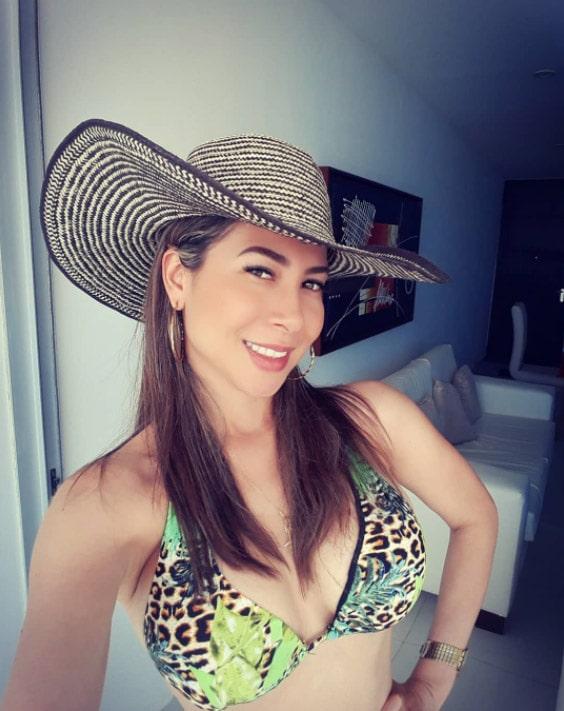 César Augusto Londoño, Win Sports, Viralgol, misteriosa mujer (10)