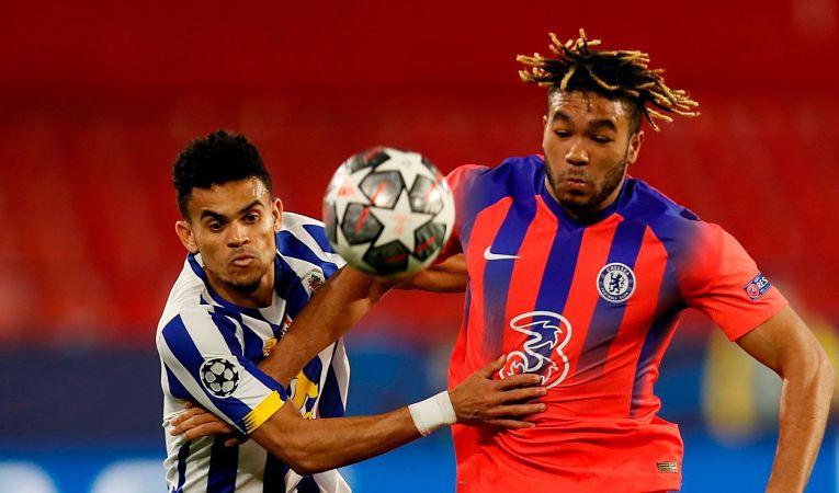 Chelsea v Porto formaciones titulares oficiales