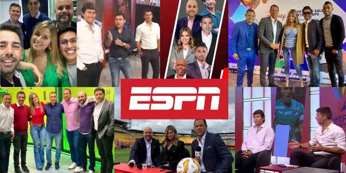 ¡Comentarista de ESPN usó el #LoPagaráSuMadre!