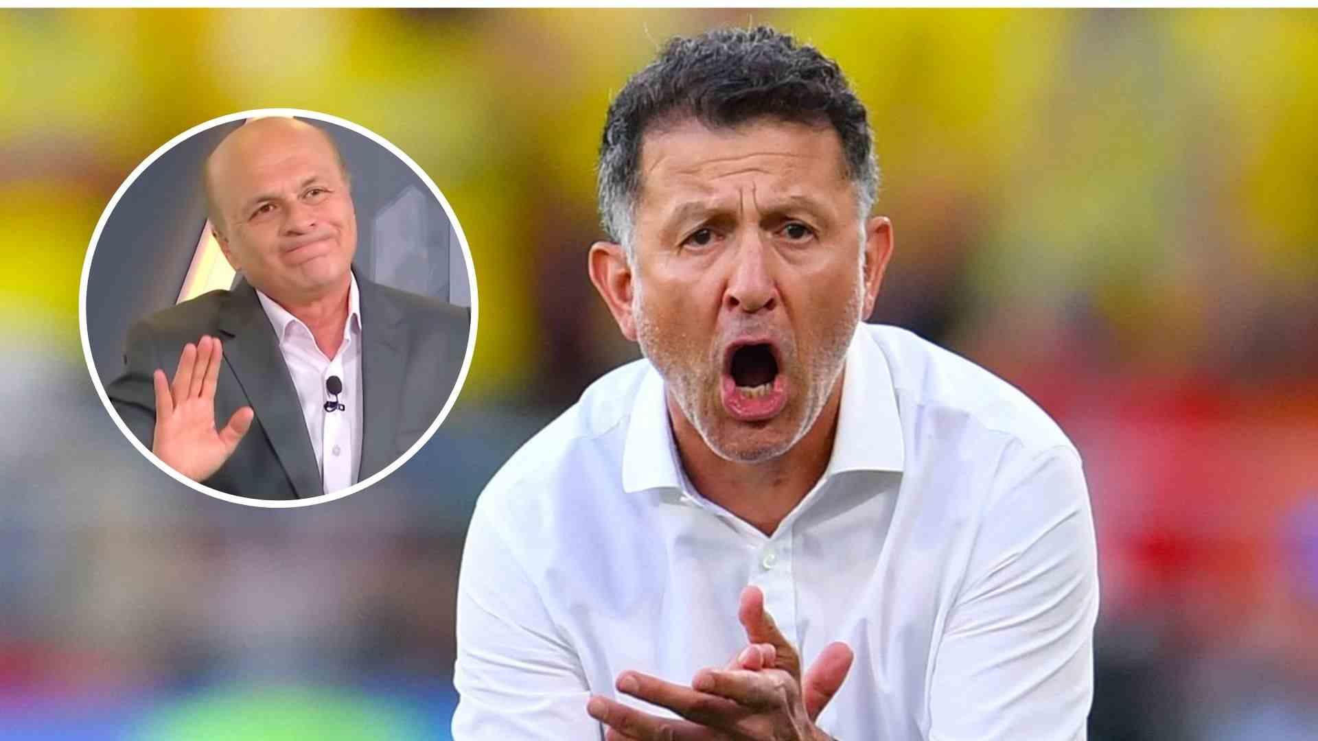 Crítica de Carlos Antonio Vélez por la posible llegada de Osorio al América de Cali