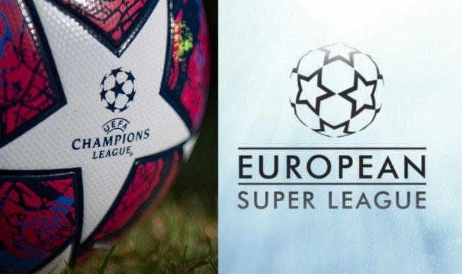 Cuáles son las diferencias entre la Superliga y la Champions