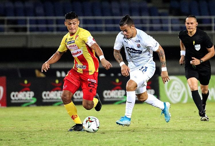 DIM, Deportivo Independiente Medellín, Deportivo Pereira, Liga BetPlay 2021-I