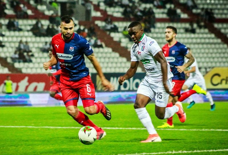 DIM, Deportivo Independiente Medellín, Once Caldas, Liga BetPlay 2021-I, historial