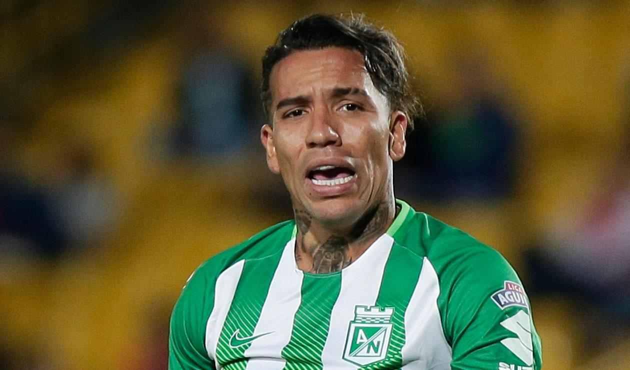 "Dayro Moreno: ""Quedé con sed de revancha en Nacional"""