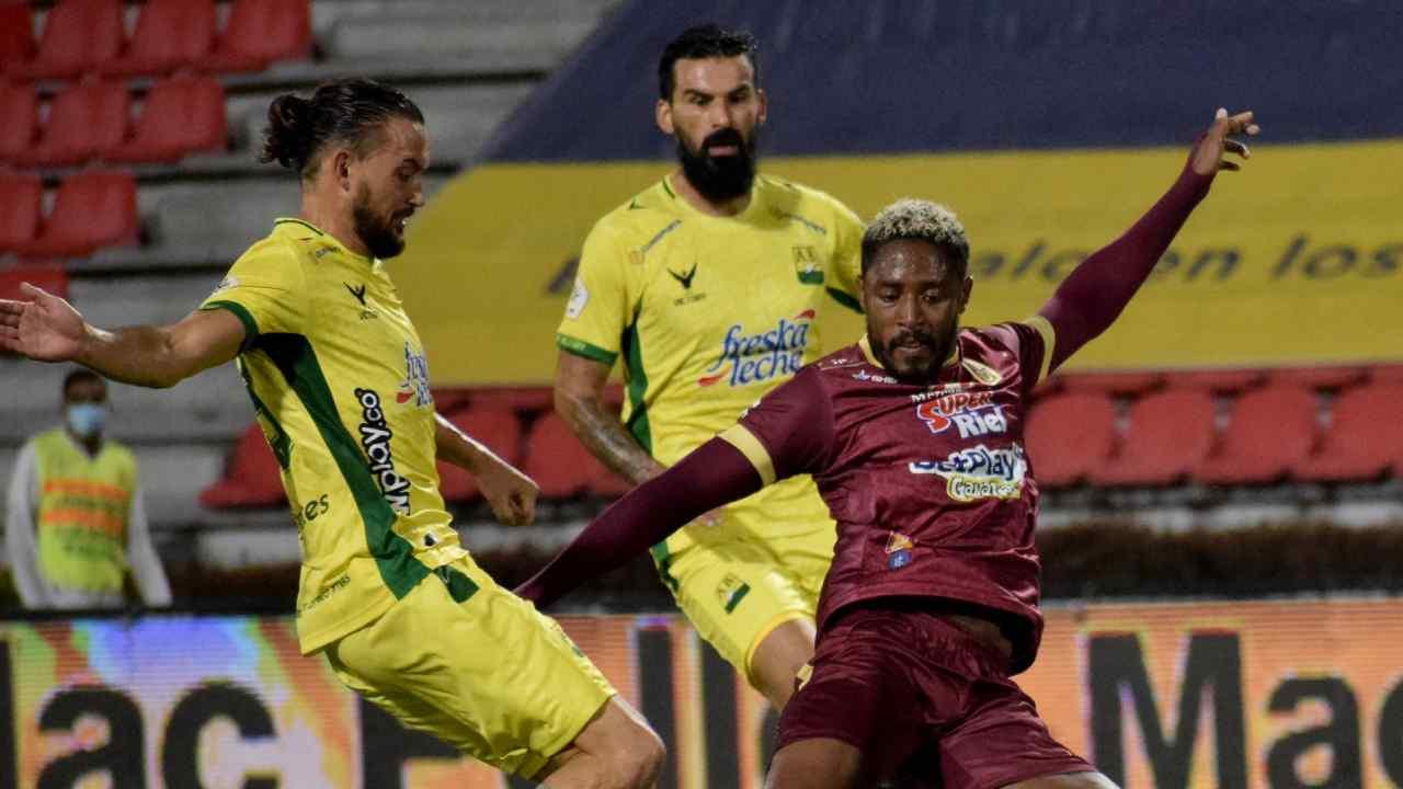 Deportes Tolima aseguró su clasificación a las finales de la Liga BetPlay