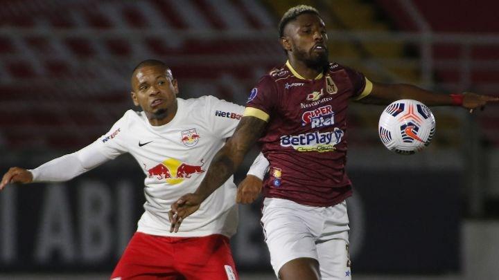 Deportes Tolima comenzó de mala manera en la fase de grupos de la Copa Sudamericana