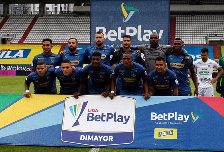 Deportivo Independiente Medellín, DIM, Once Caldas, Liga BetPlay 2021-I