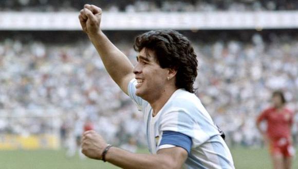El homenaje a Diego Maradona antes del Argentina vs. Chile en Copa América