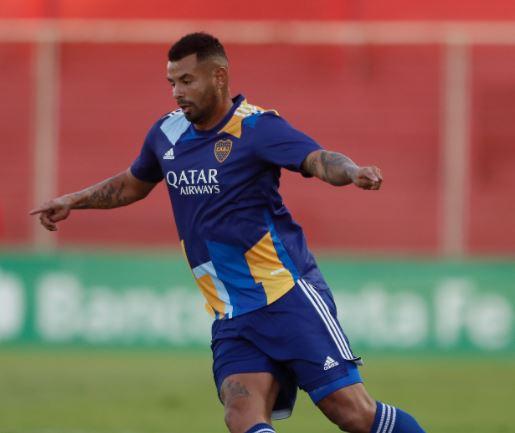 Discreto regreso de Edwin Cardona en la derrota de Boca Juniors