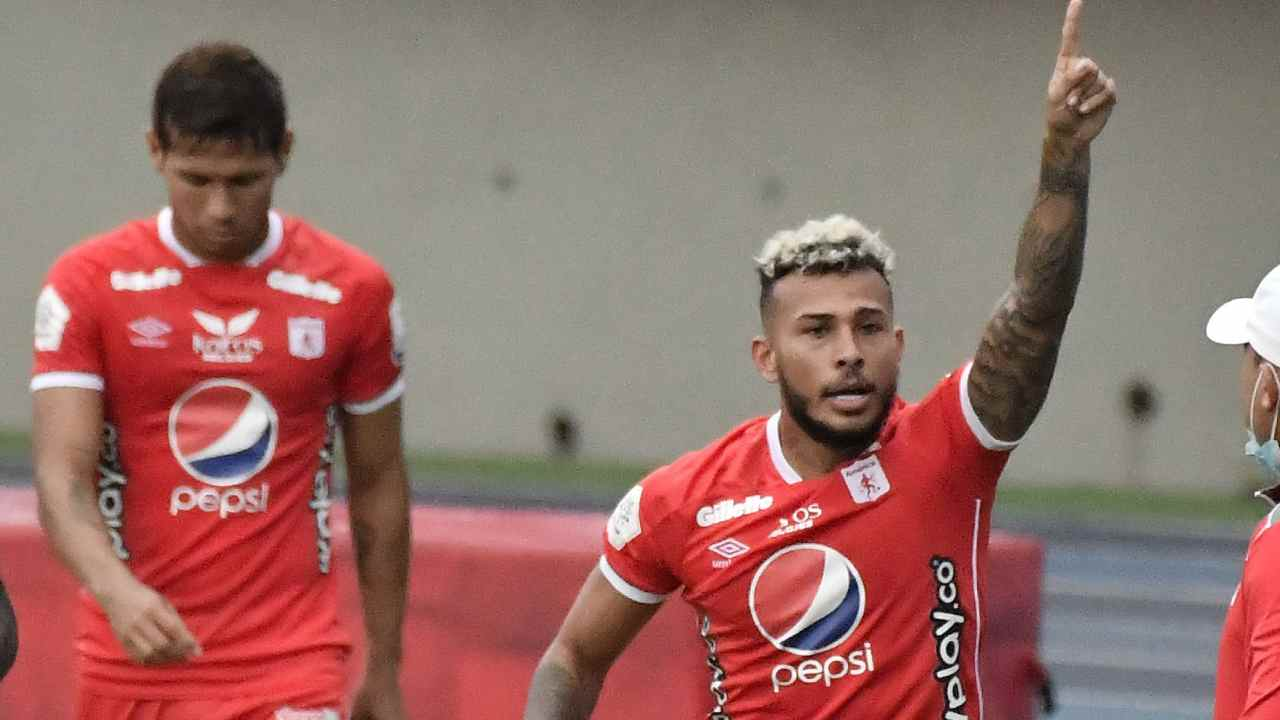 Duván Vergara regresó a su mejor nivel justo para las finales y Libertadores