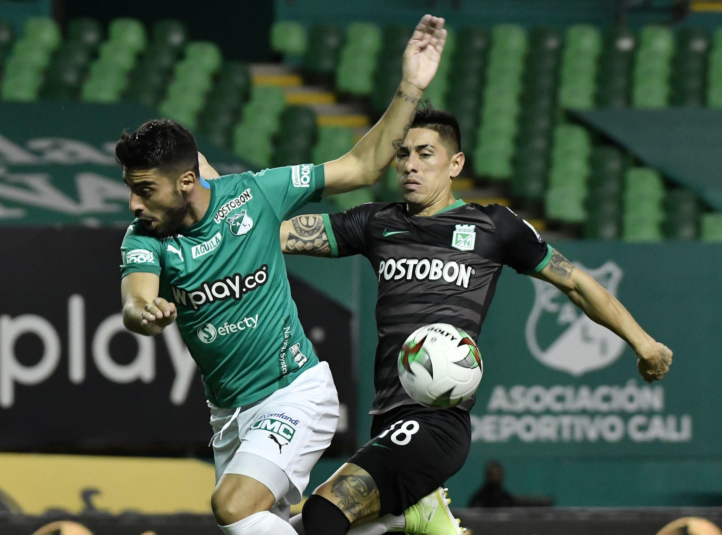 Nacional tendrá dos bajas obligadas para recibir a Patriotas en la Liga BetPlay 2021-I
