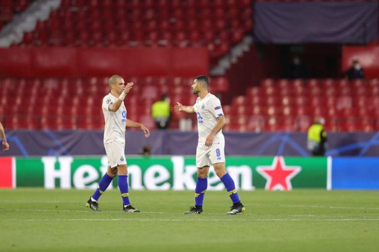 El FC Porto de los colombianos eliminado de la Champions Leagu