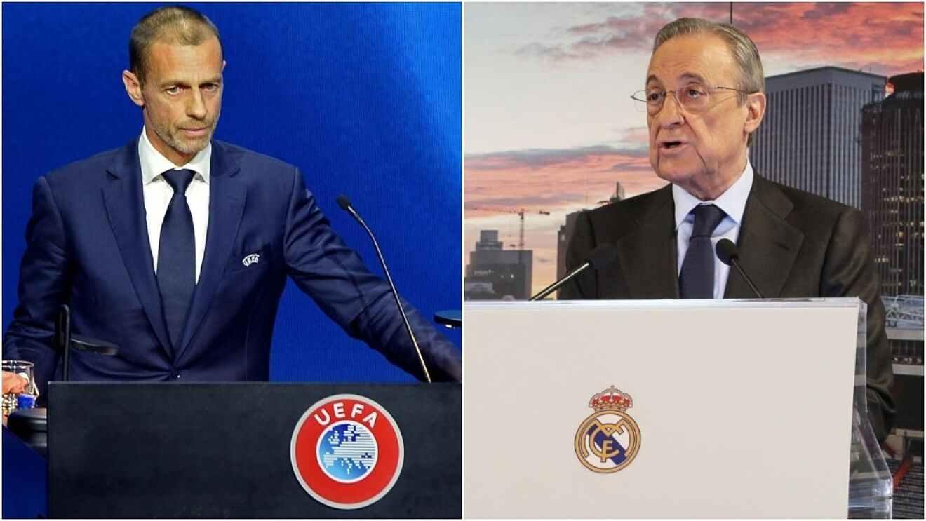 ¿El Real Madrid vs. Chelsea de Champions no se jugaría?