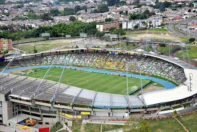 El estadio de Armenia no estará habilitado para América de Cali