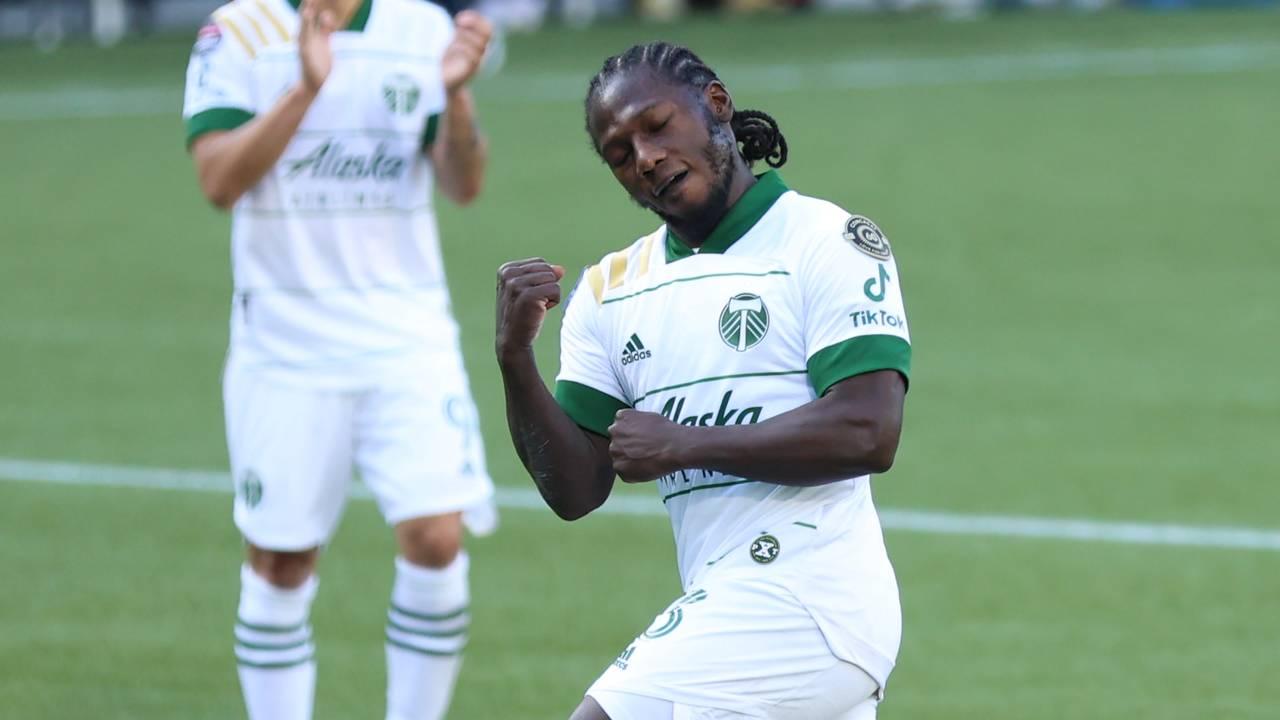 El golazo de Yimmi Chará que le entregó la victoria al Portland en la MLS este fin de semana
