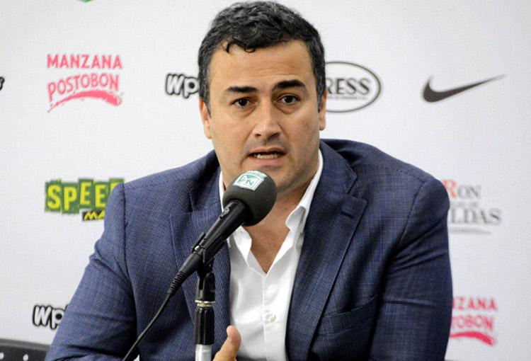 """Juan David Pérez: """"El profe Bolillo dice que no me va a provocar volver al estadio"""""""