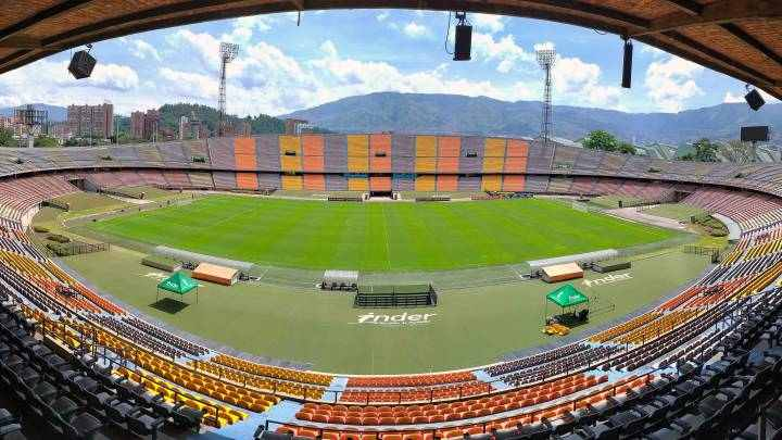 En el segundo semestre regresarán los hinchas al estadio Atanasio Girardot de Medellín