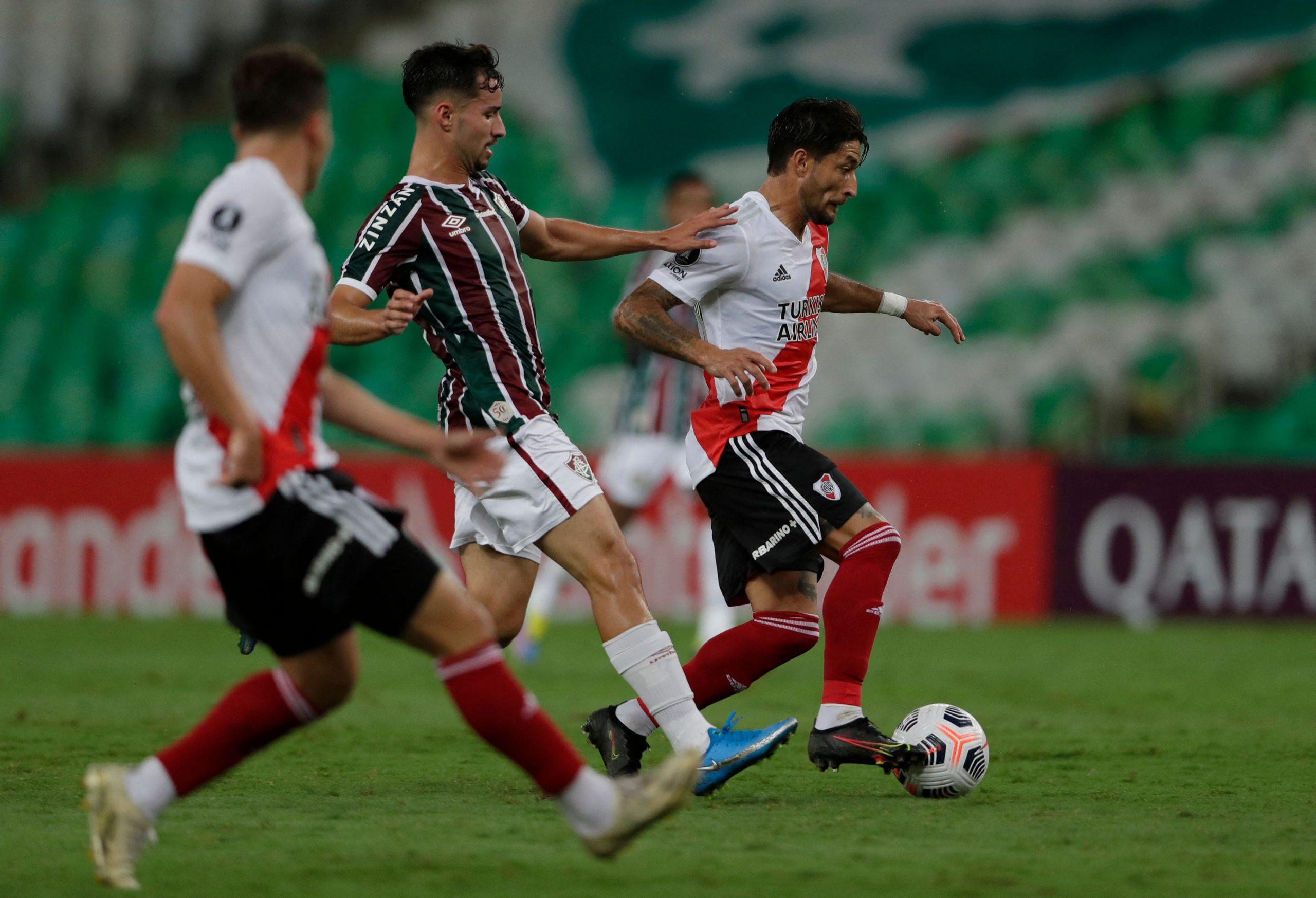 Empate entre Fluminense y River: camino libre para que Santa Fe o Junior saquen ventaja