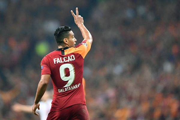 Falcao Garcia fue operado de su pómulo con éxito