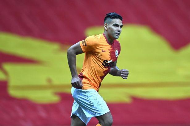 Falcao se perderá los partidos en abril del Galatasaray