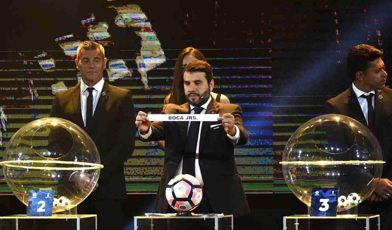 Fecha, hora y clubes participantes en el sorteo de Copa Libertadores y Sudamericana