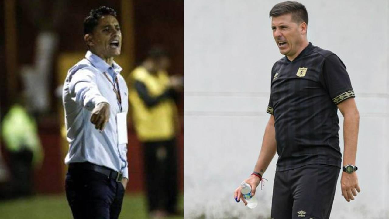 Giovanni Hernández y los elogios para el juego de Juan Cruz Real