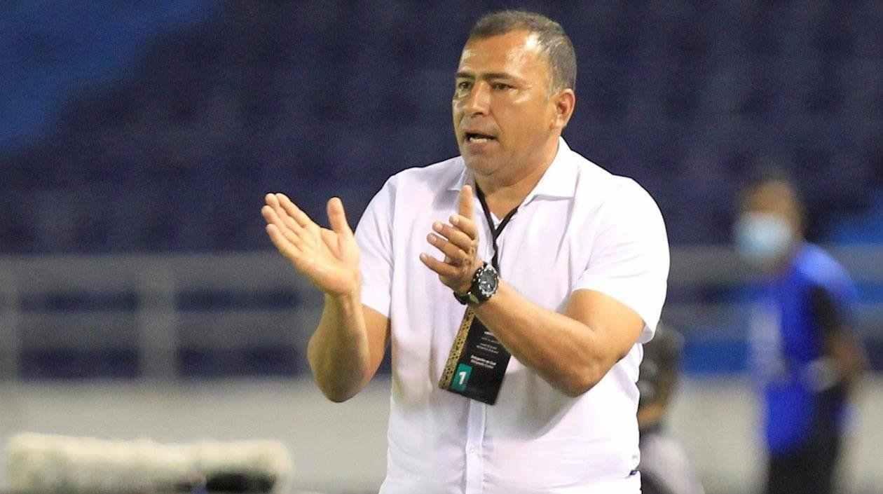 """Harold Rivera: """"Me voy contento y con buenas sensaciones por lo que hizo el equipo"""""""