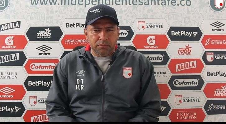 Harold Rivera, lo que piensa sobre el grupo en Copa Libertadores