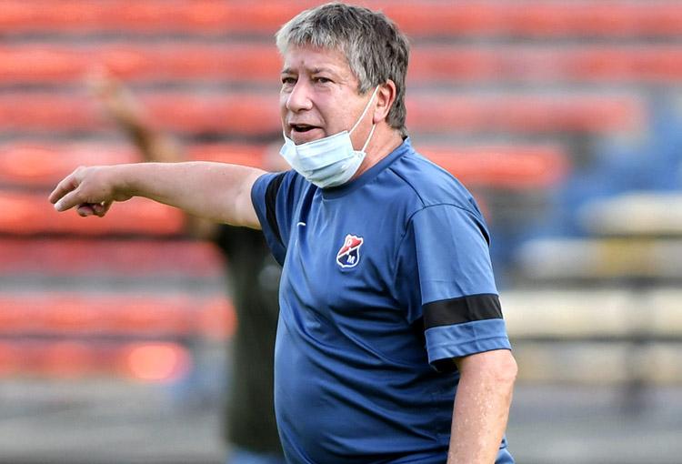 Hernán Darío Gómez, Bolillo Gómez, DIM, Deportivo Independiente Medellín, Liga BetPlay 2021-I, Copa Colombia 2020