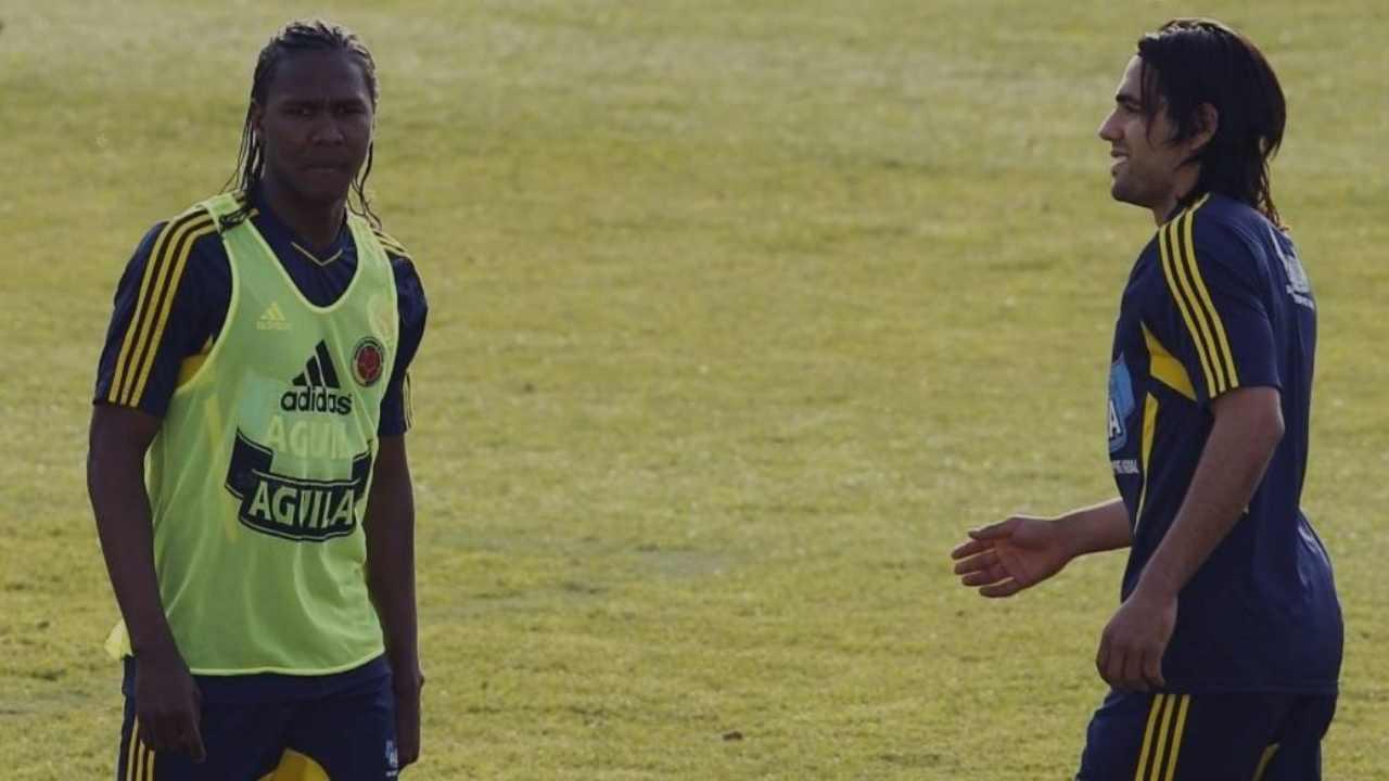 Hugo Rodallega contó que habla con Falcao y dijo que se quedará en Turquía