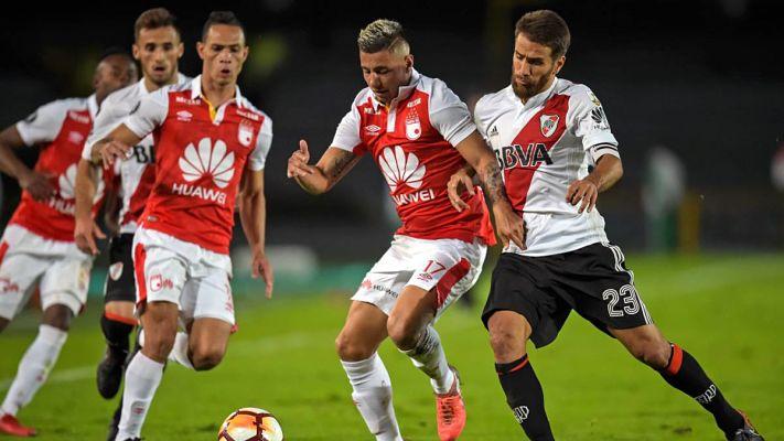 Independiente Santa Fe y sus rivales en la Copa Libertadores 2021_opt