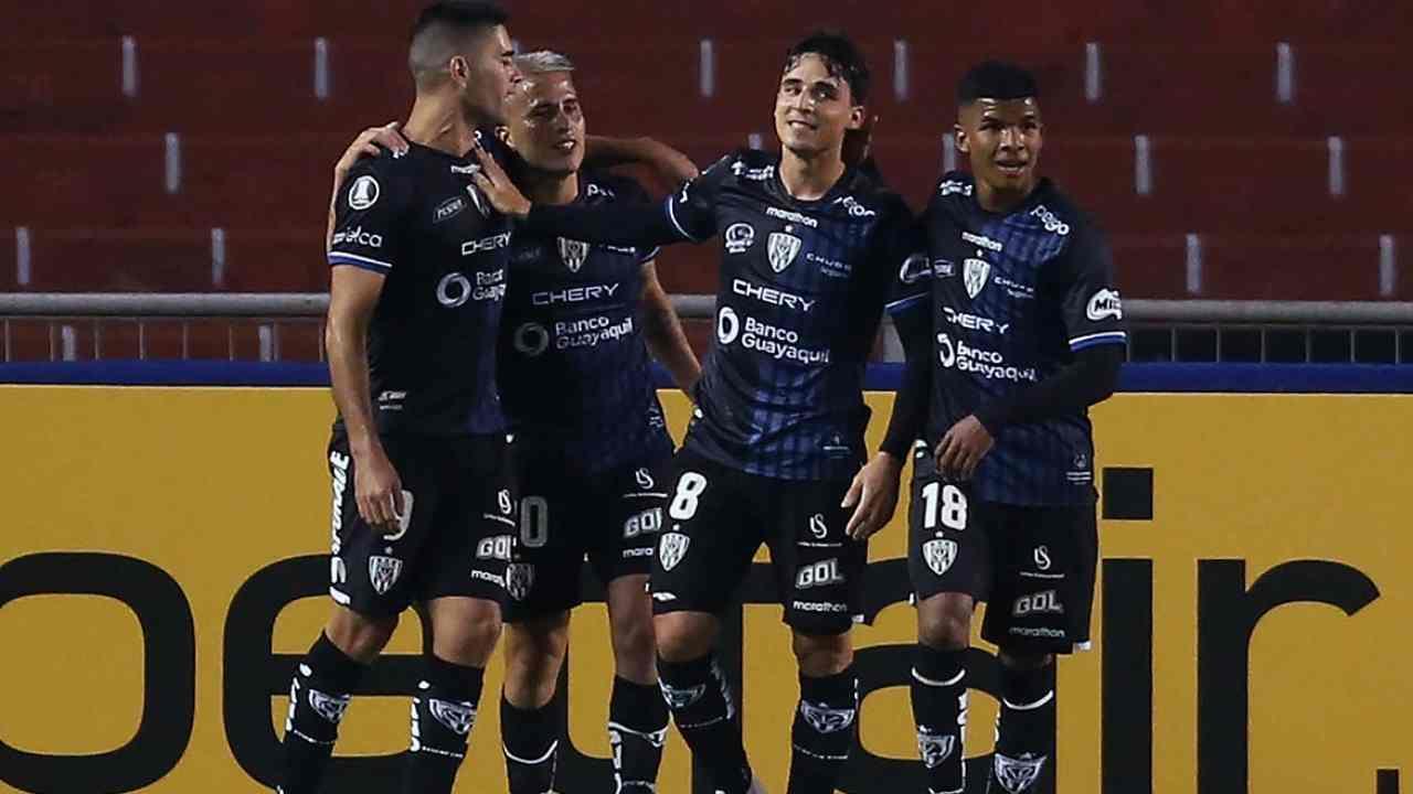 Independiente del Valle eliminó a Gremio en la fase 3 de la Copa Libertadores