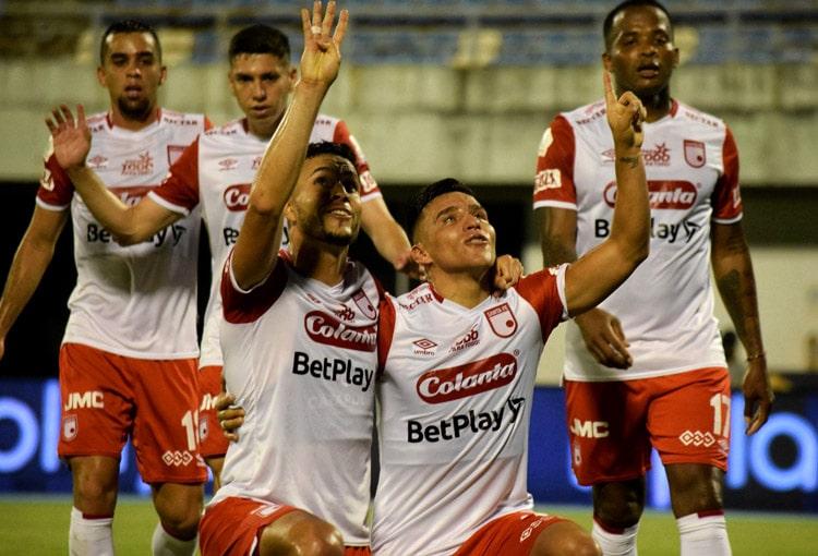 Iván René Valenciano, Independiente Santa Fe, Atlético Nacional, Millonarios FC, Junior FC, América de Cali, DIM, Deportivo Independiente Medellín, Liga BetPlay 2021-I