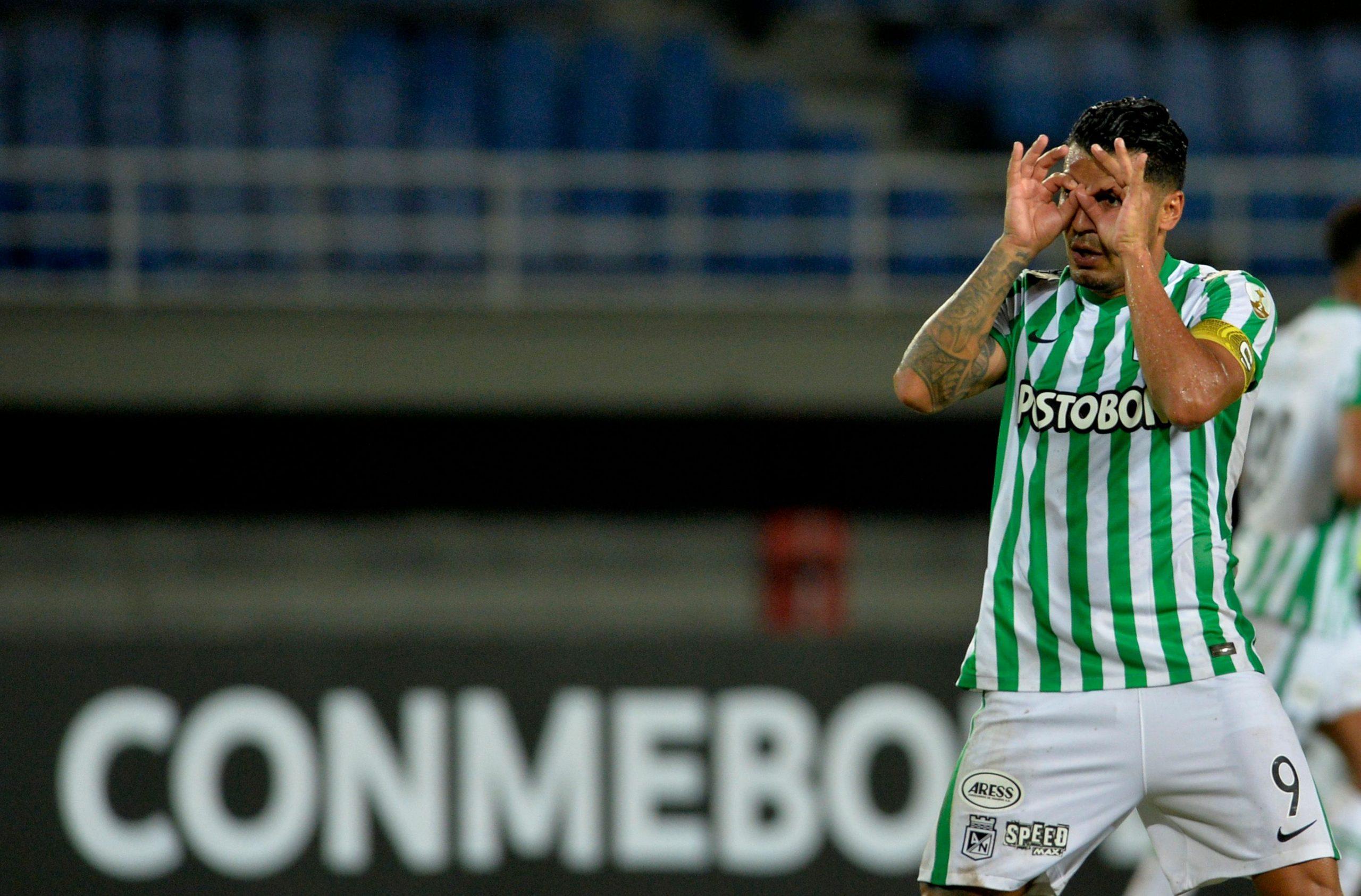 En el gol de Jéfferson Duque tocaron la pelota los 11 jugadores de Nacional