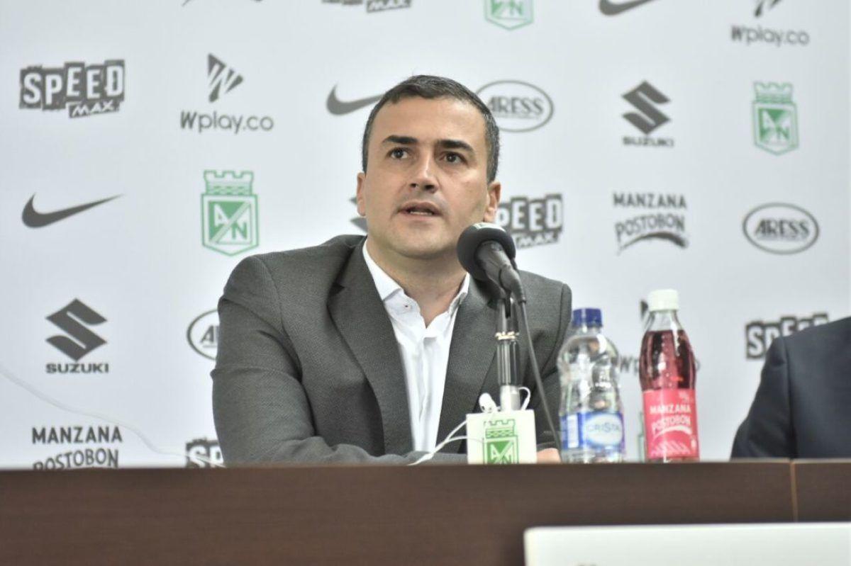 ¿Qué dijo el presidente de Nacional sobre La Equidad, rival en cuartos de final?