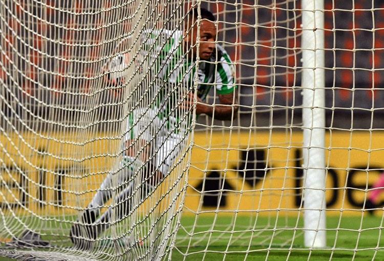 Jarlan Barrera, Copa Libertadores 2021, Atlético Nacional, Club Libertad