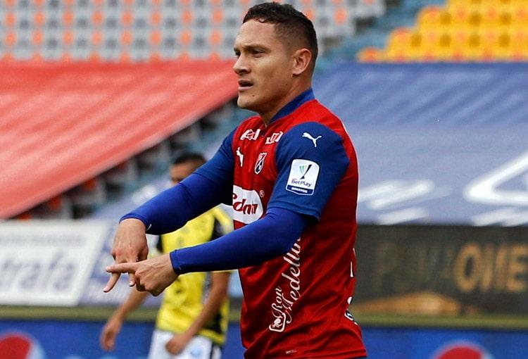 Javier Reina, DIM, Deportivo Independiente Medellín, Liga BetPlay 2021-I, Alianza Petrolera