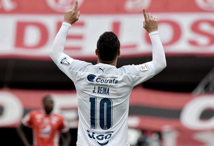 Javier Reina, Deportivo Independiente Medellín, DIM, América de Cali, Liga BetPlay 2021-I