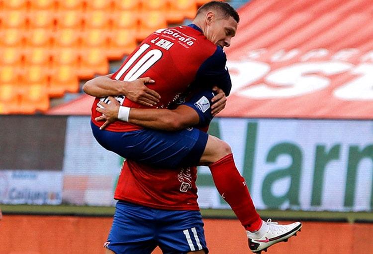 Javier Reina, Matías Mier, DIM, Deportivo Independiente Medellín, Alianza Petrolera, Liga BetPlay 2021-I