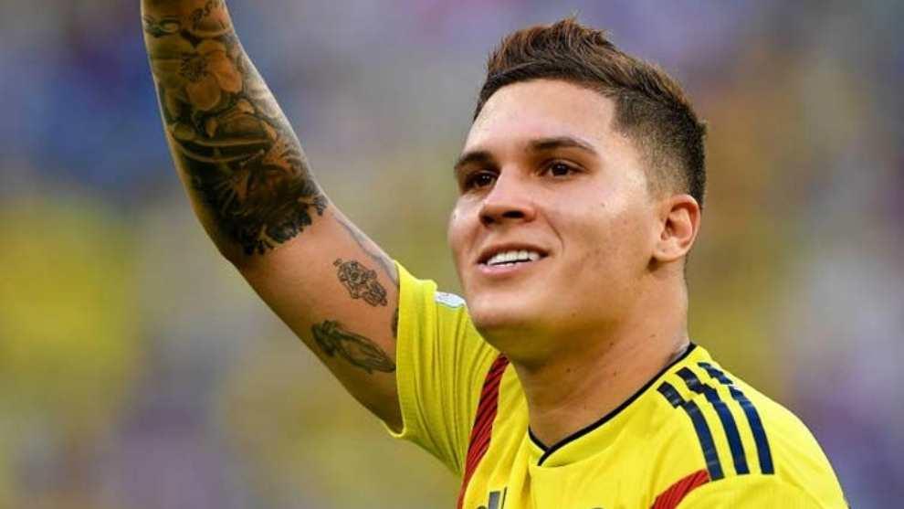 La reacción de Juanfer Quintero con su convocatoria a la Selección luego de 3 años