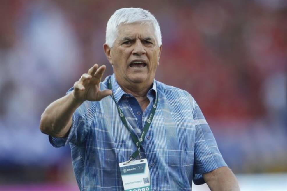 """Julio Comesaña: """"En Junior siempre hay que ganar, pero hay que tener paciencia"""""""