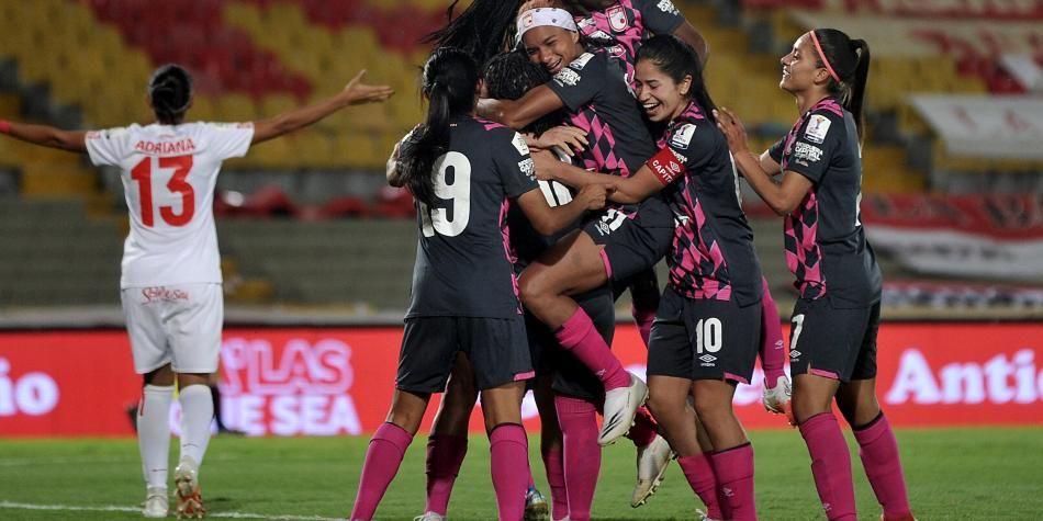 Este jueves, la Dimayor presentó oficialmente el calendario de partidos que compondrán a la Liga Femenina en Colombia