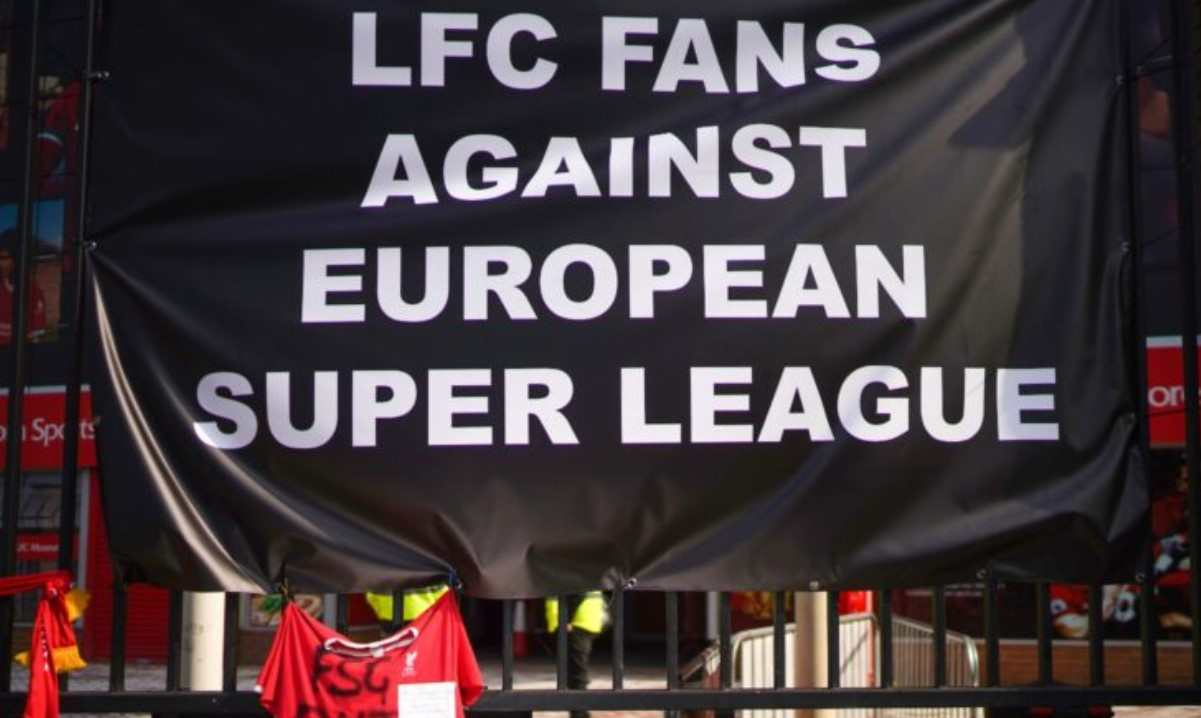 La UEFA no castigará a los clubes por la Superliga