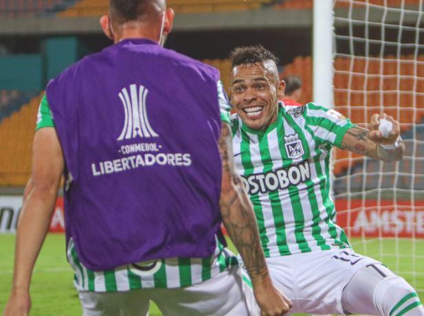 La jugada de gol que se le debió anular a Nacional en Libertador