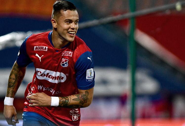 Leonardo Castro, Deportivo Independiente Medellín, DIM, fichajes DIM 2021-II