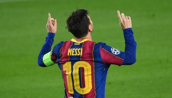 ¿Qué van a hacer en Barcelona con las camisetas de Messi que faltaron por vender?