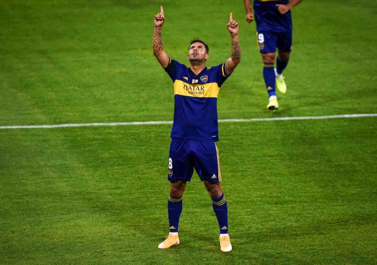 Edwin Cardona está listo para jugar con Boca, ¿estará para el Superclásico?